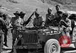 Image of British and US Army meet in Italy Agropoli Italy, 1943, second 25 stock footage video 65675030879