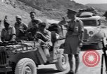 Image of British and US Army meet in Italy Agropoli Italy, 1943, second 27 stock footage video 65675030879