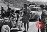 Image of British and US Army meet in Italy Agropoli Italy, 1943, second 28 stock footage video 65675030879