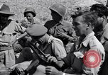 Image of British and US Army meet in Italy Agropoli Italy, 1943, second 29 stock footage video 65675030879