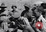 Image of British and US Army meet in Italy Agropoli Italy, 1943, second 30 stock footage video 65675030879