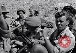 Image of British and US Army meet in Italy Agropoli Italy, 1943, second 31 stock footage video 65675030879