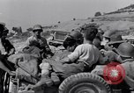 Image of British and US Army meet in Italy Agropoli Italy, 1943, second 34 stock footage video 65675030879