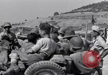 Image of British and US Army meet in Italy Agropoli Italy, 1943, second 35 stock footage video 65675030879