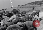Image of British and US Army meet in Italy Agropoli Italy, 1943, second 36 stock footage video 65675030879