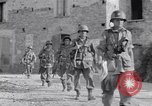 Image of British and US Army meet in Italy Agropoli Italy, 1943, second 39 stock footage video 65675030879