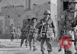 Image of British and US Army meet in Italy Agropoli Italy, 1943, second 40 stock footage video 65675030879