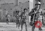 Image of British and US Army meet in Italy Agropoli Italy, 1943, second 41 stock footage video 65675030879