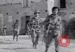 Image of British and US Army meet in Italy Agropoli Italy, 1943, second 42 stock footage video 65675030879
