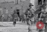 Image of British and US Army meet in Italy Agropoli Italy, 1943, second 43 stock footage video 65675030879