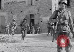 Image of British and US Army meet in Italy Agropoli Italy, 1943, second 47 stock footage video 65675030879