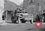 Image of British and US Army meet in Italy Agropoli Italy, 1943, second 51 stock footage video 65675030879