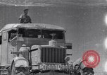 Image of British tank retriever North Africa, 1943, second 1 stock footage video 65675030882