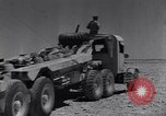 Image of British tank retriever North Africa, 1943, second 22 stock footage video 65675030882