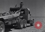 Image of British tank retriever North Africa, 1943, second 29 stock footage video 65675030882