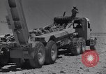Image of British tank retriever North Africa, 1943, second 33 stock footage video 65675030882