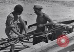 Image of British tank retriever North Africa, 1943, second 55 stock footage video 65675030882