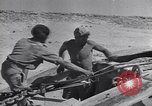 Image of British tank retriever North Africa, 1943, second 58 stock footage video 65675030882