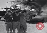 Image of Burning British vehicle North Africa, 1943, second 7 stock footage video 65675030883