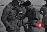 Image of Burning British vehicle North Africa, 1943, second 30 stock footage video 65675030883