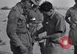 Image of Burning British vehicle North Africa, 1943, second 31 stock footage video 65675030883