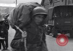 Image of American 5th Division infantry Gourock Scotland, 1943, second 1 stock footage video 65675030886
