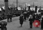 Image of American 5th Division infantry Gourock Scotland, 1943, second 14 stock footage video 65675030886