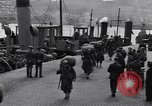 Image of American 5th Division infantry Gourock Scotland, 1943, second 15 stock footage video 65675030886