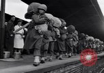 Image of American 5th Division infantry Gourock Scotland, 1943, second 16 stock footage video 65675030886