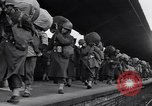 Image of American 5th Division infantry Gourock Scotland, 1943, second 18 stock footage video 65675030886