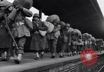 Image of American 5th Division infantry Gourock Scotland, 1943, second 22 stock footage video 65675030886