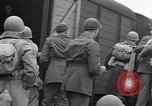 Image of American 5th Division infantry Gourock Scotland, 1943, second 23 stock footage video 65675030886