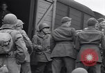 Image of American 5th Division infantry Gourock Scotland, 1943, second 25 stock footage video 65675030886