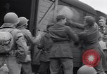 Image of American 5th Division infantry Gourock Scotland, 1943, second 26 stock footage video 65675030886