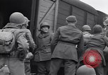 Image of American 5th Division infantry Gourock Scotland, 1943, second 27 stock footage video 65675030886