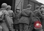 Image of American 5th Division infantry Gourock Scotland, 1943, second 30 stock footage video 65675030886
