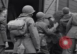 Image of American 5th Division infantry Gourock Scotland, 1943, second 32 stock footage video 65675030886