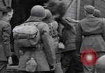 Image of American 5th Division infantry Gourock Scotland, 1943, second 34 stock footage video 65675030886