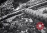 Image of U.S. B-24 heavy bombers in low level raid on oil fields and refineries Ploesti Romania, 1943, second 46 stock footage video 65675030893