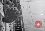 Image of Cruiser Savannah struck by German radio-guided bomb Agropoli Italy, 1943, second 14 stock footage video 65675030902