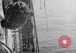 Image of Cruiser Savannah struck by German radio-guided bomb Agropoli Italy, 1943, second 15 stock footage video 65675030902