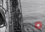 Image of Cruiser Savannah struck by German radio-guided bomb Agropoli Italy, 1943, second 17 stock footage video 65675030902