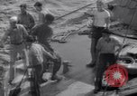 Image of Cruiser Savannah struck by German radio-guided bomb Agropoli Italy, 1943, second 23 stock footage video 65675030902