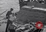 Image of Cruiser Savannah struck by German radio-guided bomb Agropoli Italy, 1943, second 25 stock footage video 65675030902