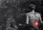 Image of 105mm Howitzer guns Salerno Italy, 1943, second 11 stock footage video 65675030904
