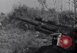 Image of 105mm Howitzer guns Salerno Italy, 1943, second 17 stock footage video 65675030904
