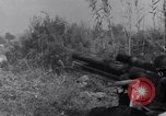 Image of 105mm Howitzer guns Salerno Italy, 1943, second 19 stock footage video 65675030904