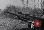 Image of 105mm Howitzer guns Salerno Italy, 1943, second 21 stock footage video 65675030904