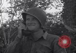 Image of 105mm Howitzer guns Salerno Italy, 1943, second 25 stock footage video 65675030904