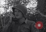 Image of 105mm Howitzer guns Salerno Italy, 1943, second 27 stock footage video 65675030904